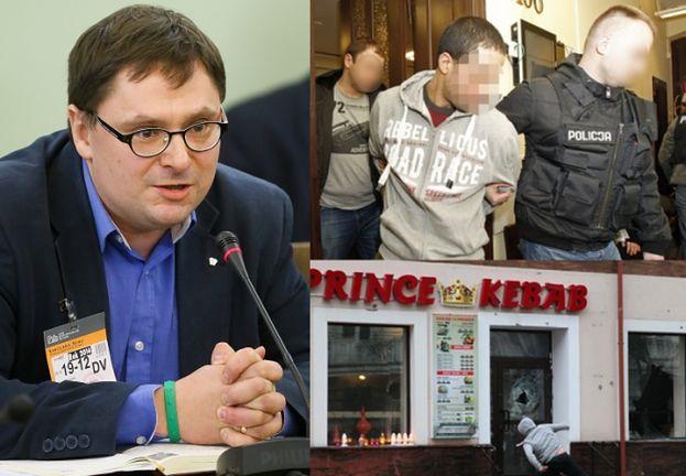 """Terlikowski broni kebabów: """"Jestem Polakiem, katolikiem i UWIELBIAM KEBAB. Wspieram ludzi ciężko pracujących!"""""""