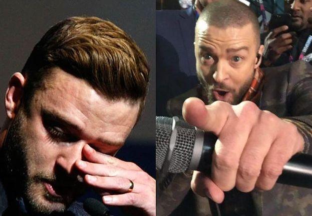 Justin Timberlake ma chore struny głosowe! Odwołał koncerty do końca roku...