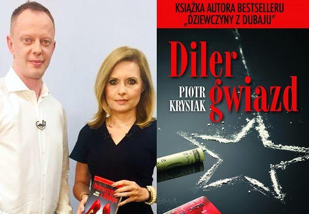"""Autor """"Dilera Gwiazd"""" wyznaje: """"Aktorzy pisali do mnie SMS-y, bym ich nie opisywał"""""""