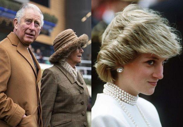 Prince Charlie and Duchess Camilla who has a 52 year old son?