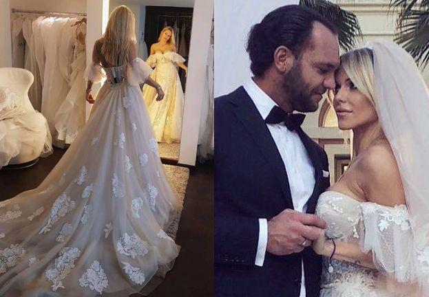 """Doda wspomina ślub i suknię na Instagramie: """"Szok, jak ten czas leci"""" (FOTO)"""