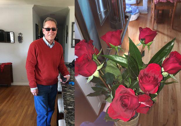 Wzruszająca historia 73-latka: pojechał na randkę z bukietem róż i czekoladkami. Kobieta nigdy się nie zjawiła...