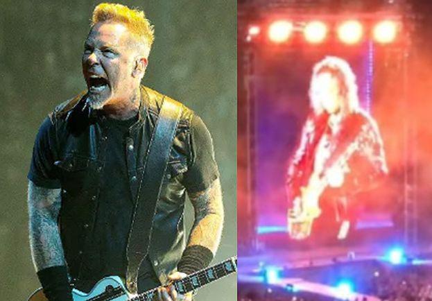 """Metallica zrobiła fanom niespodziankę podczas koncertu w stolicy. Zagrała """"Sen o Warszawie""""!"""