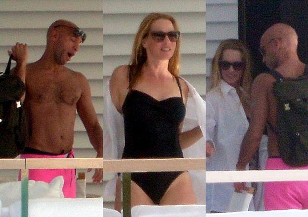 Wdowa po Stevie Jobsie ma nowego faceta! To koniec żałoby?