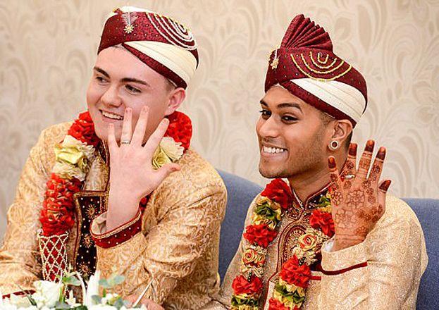To Pierwszy Islamsko Gejowski ślub W Wielkiej Brytanii Można Być