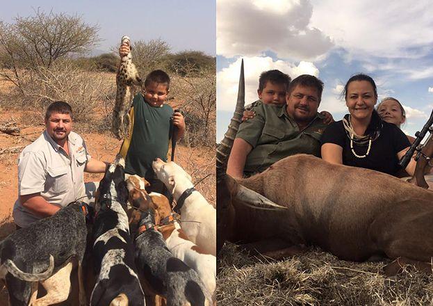 Południowoafrykański myśliwy został zjedzony przez... DWA KROKODYLE!