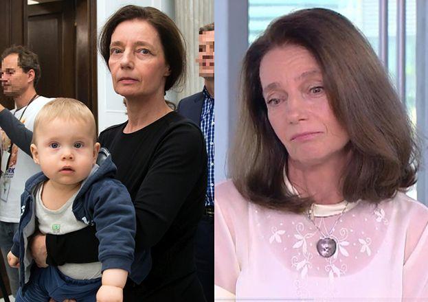 Syn najstarszej matki w Polsce, Barbary Sienkiewicz, jest chory