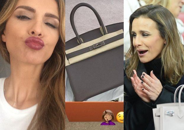 a810da04604d8 Sara Boruc ma nową torebkę. Za... 80 tysięcy złotych! (FOTO) - PUDELEK