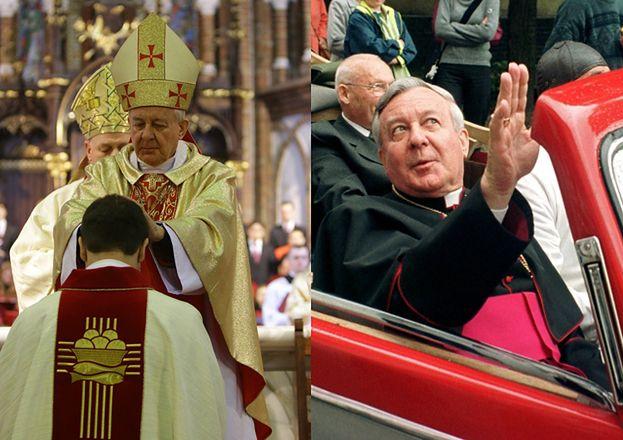 Abp Juliusz Paetz zignorował zakaz papieży i... odprawił mszę w Wielki Czwartek!