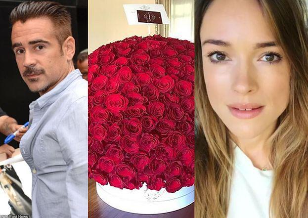 Bachleda chwali się ogromnym bukietem róż. Dostała od Gortata?