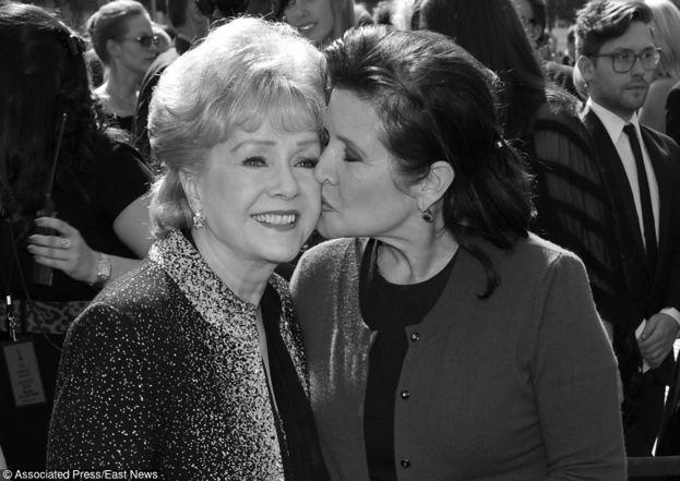 Nie żyje Debbie Reynolds