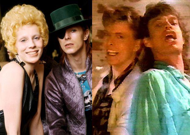 """""""Bowie patrzył, jak Jagger uprawia seks z jego żoną"""""""