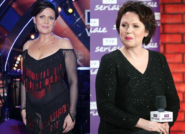 Małgorzata Pieńkowska schudła 5 kilo na treningach!
