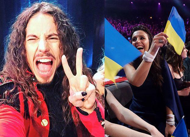 Michał Szpak zajął ÓSME miejsce na Eurowizji! Wygrała Ukraina!