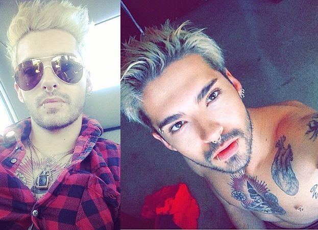 Bill Kaulitz Chwali Się Tatuażami Zdjęcia Pudelek