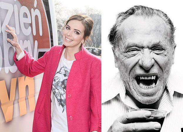 Wendzikowska zgodziła się zrobić wywiad z... Charlesem Bukowskim!