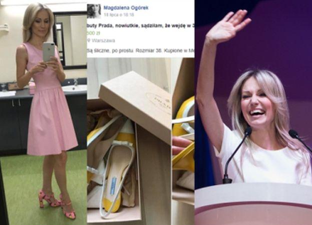 3addea5716 Magda Ogórek SPRZEDAJE UŻYWANE UBRANIA na Facebooku!