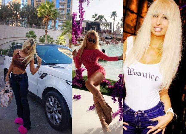 """Jolanta """"Jollie"""" Rutowicz chwali się luksusowym życiem w Miami (FOTO)"""