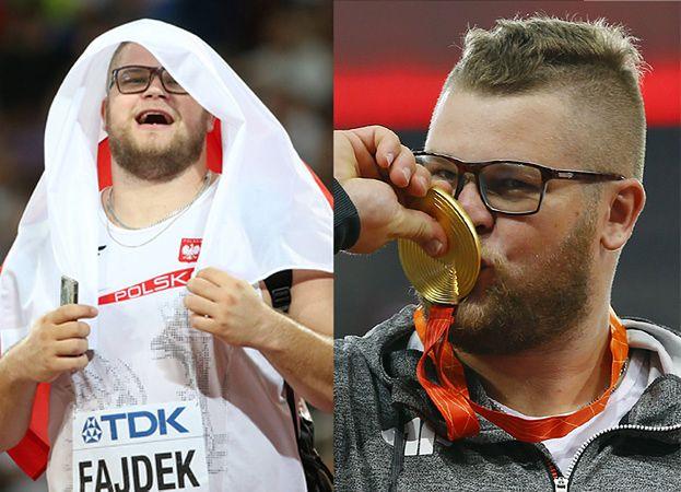 Pijany Fajdek ZAPŁACIŁ TAKSÓWKARZOWI... ZŁOTYM MEDALEM mistrzostw świata?!