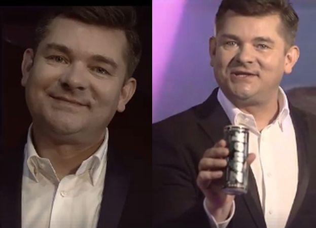 Zenek Energy Drink Reklama