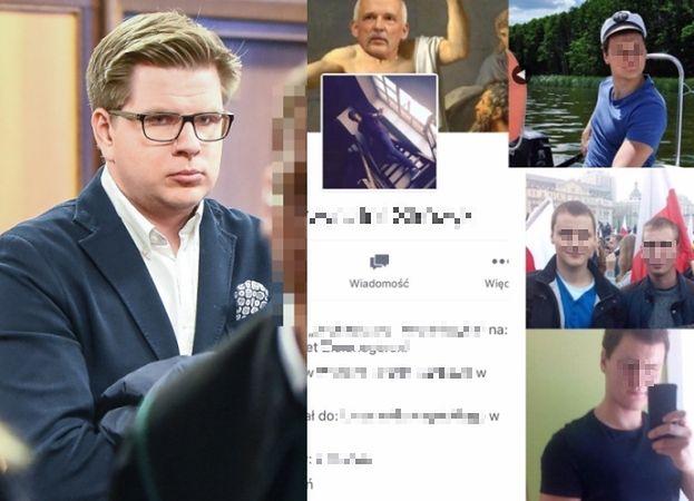 """Filip Chajzer udostępnił dane internauty, który opublikował obraźliwy mem o jego synu! """"Panie i Panowie, PRZEDSTAWIAM TO BYDLE"""""""