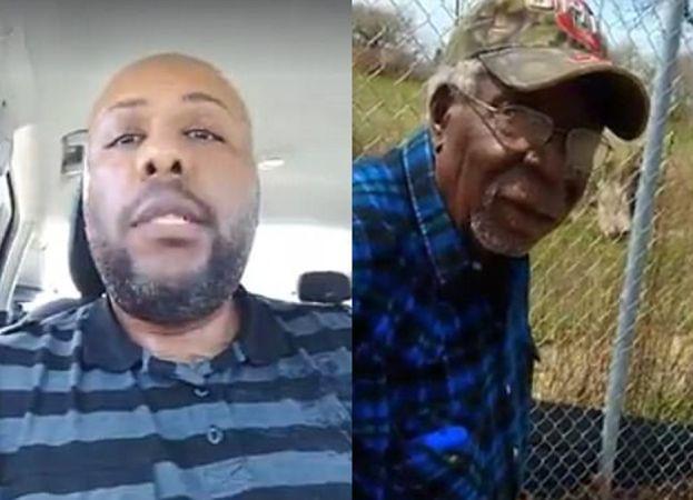 Morderca z Facebooka, który zastrzelił przypadkowego staruszka POPEŁNIŁ SAMOBÓJSTWO!