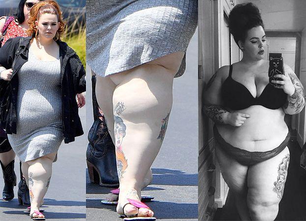 """Tess Holliday: """"Karmienie piersią to cudowna dieta! Schudłam 7 kilo"""""""