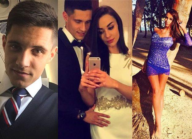 19-letni Bartosz Kapustka z dziewczyną-modelką! Zostanie gwiazdą? (ZDJĘCIA)