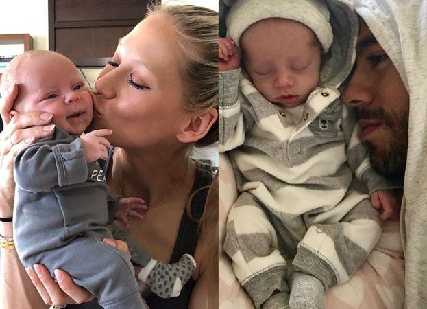 """Enrique Iglesias i Anna Kurnikowa pokazali zdjęcia bliźniaków! """"Nasze słoneczka"""" (FOTO)"""