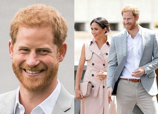"""Książę Harry cieszy się na wizytę w RPA: """"Nie mogę się doczekać przedstawienia mojej żony i syna Południowej Afryce!"""""""