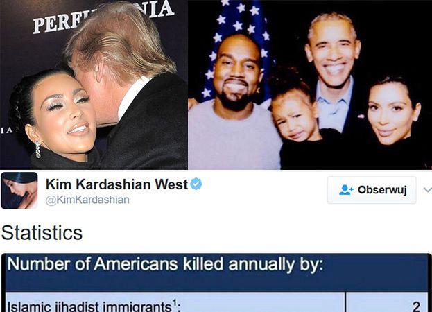 Kim Krytykuje Zakaz Trumpa Więcej Ludzi Umiera Spadając Z