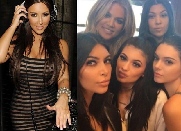 """Kim Kardashian zostanie DIDŻEJKĄ na Ibizie! """"Razem z siostrami będą gwiazdami tego lata"""""""