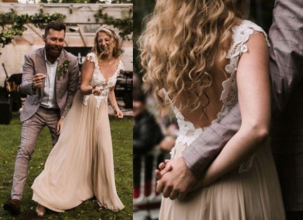 """Lara Gessler też oddała suknię ślubną na WOŚP! """"Ważne rzeczy się dzieją"""""""