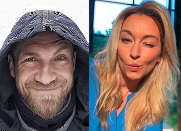 """Kossakowski o związku z Martyną: """"Pisze do mnie SMS-a: co dziś robisz, bo ja nurkuję z rekinami""""..."""""""