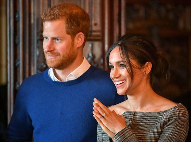 Pałac Kensington zdradził kolejne szczegóły ślubu księcia Harry'ego i Meghan Markle!