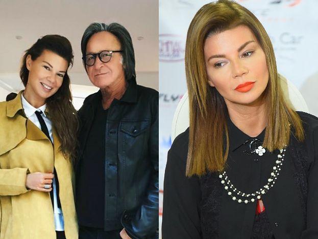 """Górniak wystąpiła dla... ojca Gigi i Belli Hadid. """"Bardzo się polubili"""""""