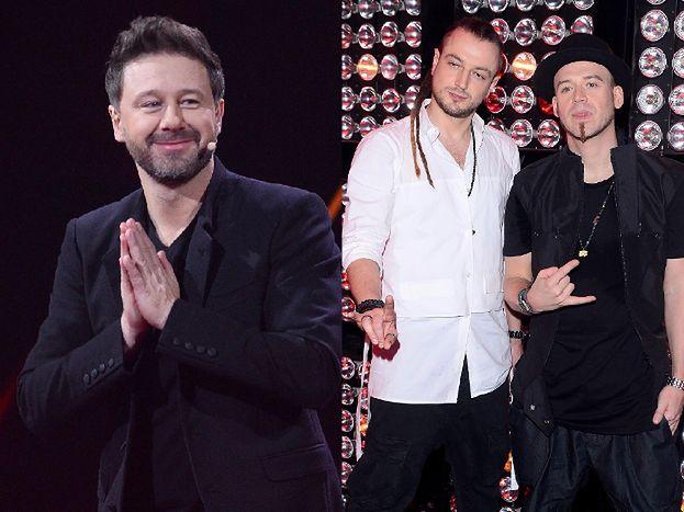 """TYLKO U NAS: Duże zmiany w """"Voice of Poland"""": """"Piasek jest nudny, Tomson i Baron się opatrzyli"""""""