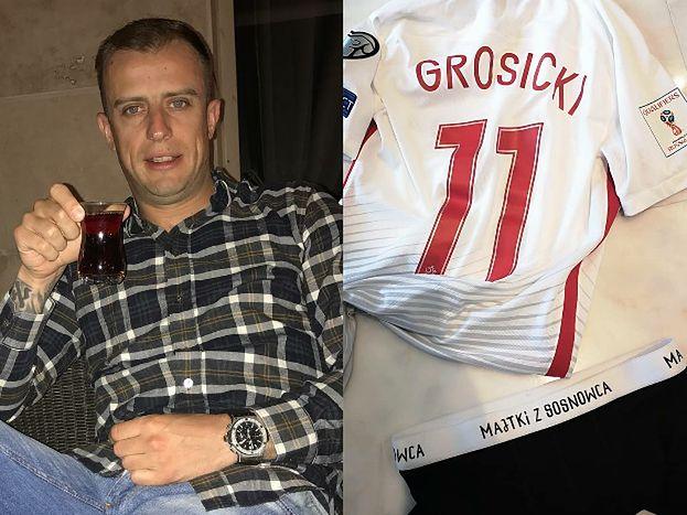 """Grosicki u Wojewódzkiego szacuje szanse reprezentacji: """"Będzie bardzo ciężko"""""""