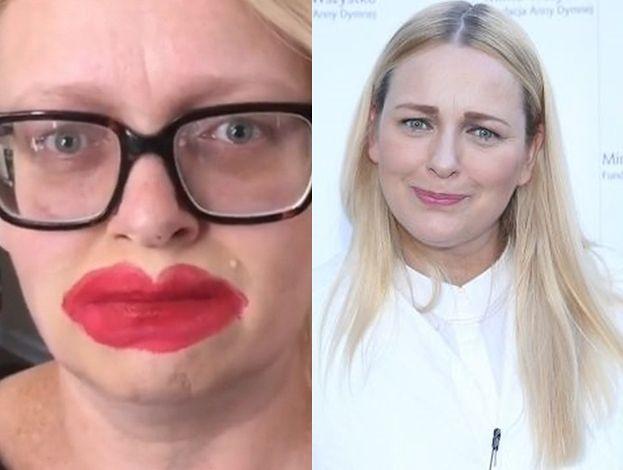 """Kasia Nosowska SKASOWAŁA WSZYSTKIE POSTY z profilu na Instagramie! Internauci: """"Żart chyba"""""""