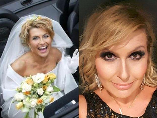 """Skrzynecka nadal miga się od ślubu kościelnego: """"W tym roku na pewno się nie uda"""""""