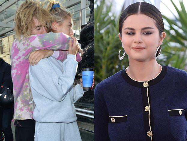 """Hailey Bieber przyłapała męża na sms-owaniu z Gomez? """"Selena wie, że Justin zawsze będzie ją kochać"""""""