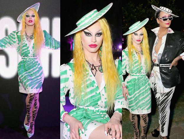 """Gwiazdy """"Rupaul's Drag Race"""" brylują na imprezie Moschino"""