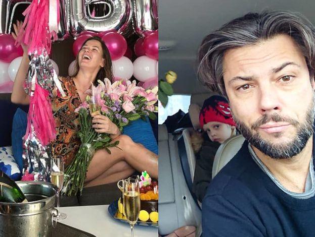 """Karolina Malinowska wypoczywa w Tajlandii, podczas gdy Olivier Janiak apeluje o wsparcie na Instagramie: """"Samotny ojciec. Dajcie tlen"""""""