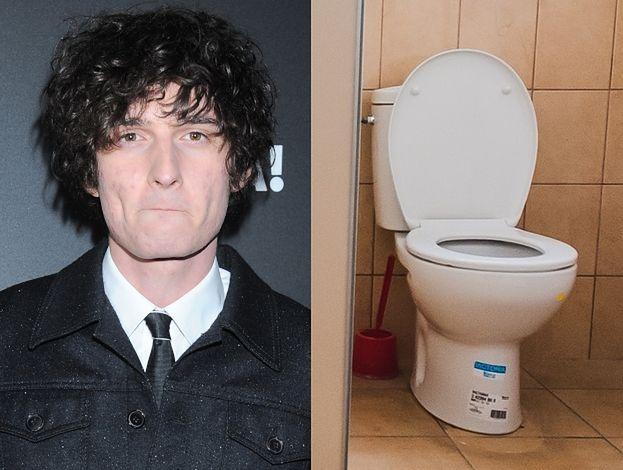 """Toaletowe wyznanie Dawida Podsiadło: """"Piszę rzeczy siedząc na klopie. Śmierdzą trochę"""""""