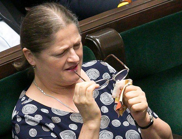 """Krystyna Pawłowicz chce przymusowo leczyć z homoseksualizmu. """"Będzie procedura"""""""