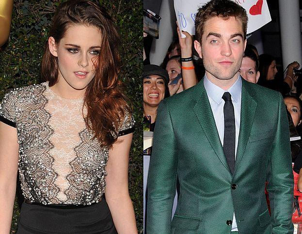 Kristen chce rzucić Pattinsona!