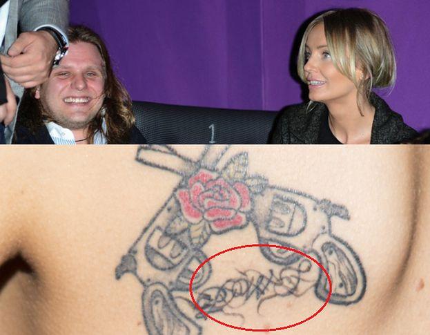 Szulim Zrobiła Tatuaż Dla Nowego Chłopaka Pws Pudelek