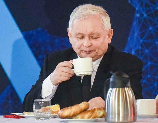 """Jarosław Kaczyński wystąpi w """"Pytaniu na Śniadanie""""! (Z OSTATNIEJ CHWILI)"""