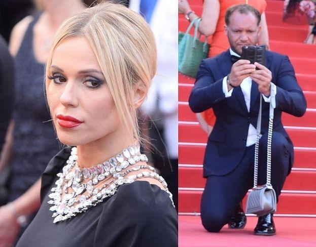 """Chłopak Dody jest na nią zły za Cannes? """"Fakt"""": """"Mr Stępień nie chce być NOSITORBĄ"""""""