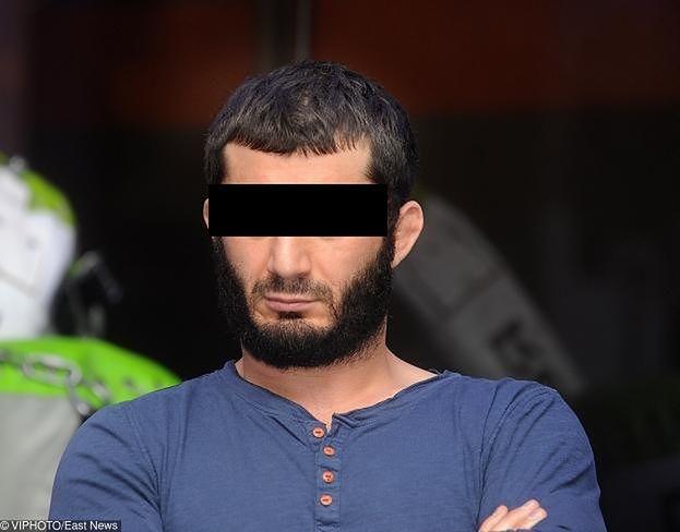 Mamed Ch. aresztowany. Jest podejrzany o paserstwo luksusowych samochodów